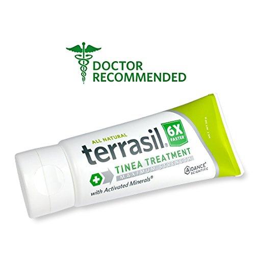 Terrasil® Anti-fungal Treatment MAX - 6X Faster, Doctor ...