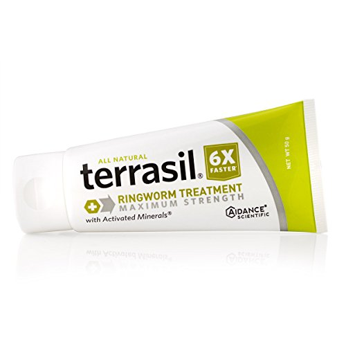 Terrasil Antifungal Treatment Max Strength with Clotrimazole