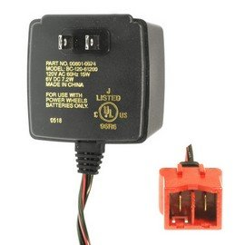 Power Wheels 6-Volt Rechargeable Replacement Battery ... on